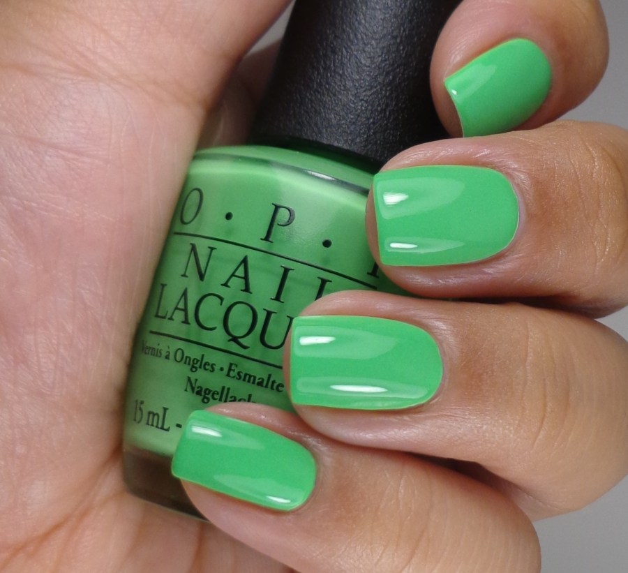 OPI You're So Outta Lime! 2