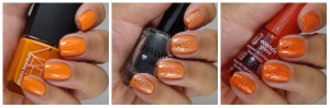 The Lacquer Ring – Orange