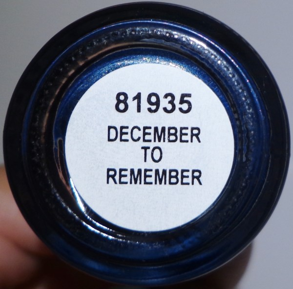 China Glaze December To Remember 5