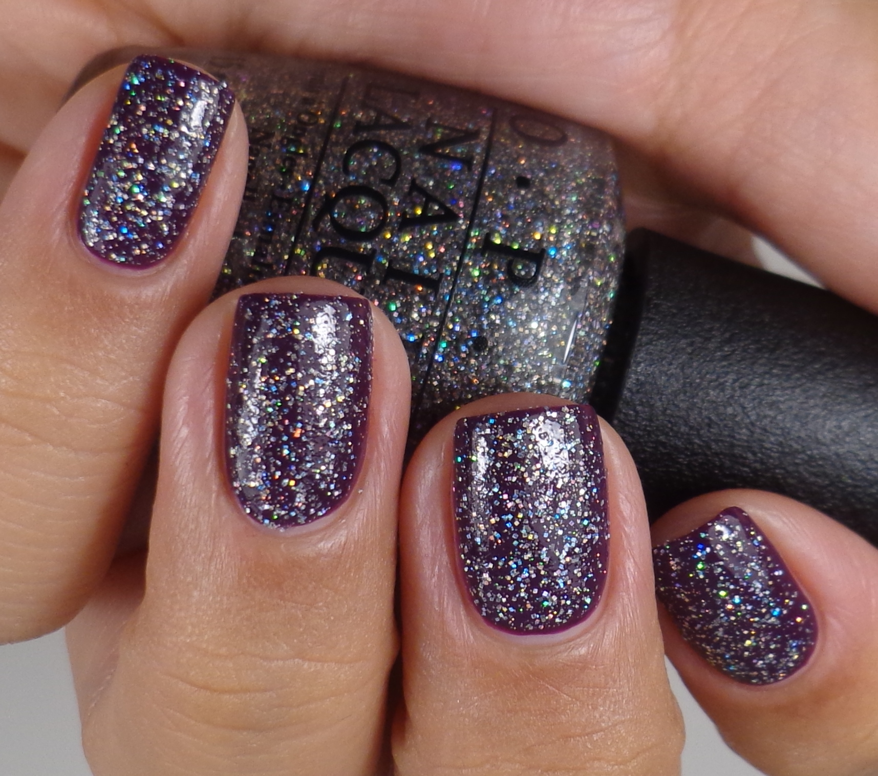 OPI Nordic Collection - Of Life and Lacquer
