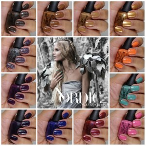 Winner Announced – OPI Nordic Collection