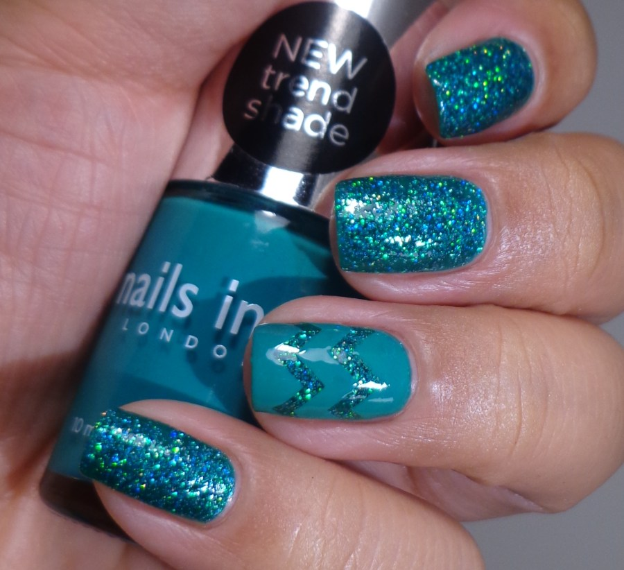 Nails Inc. Queen Victoria Street 1