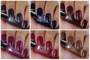 Zoya Entice Collection Fall 2014