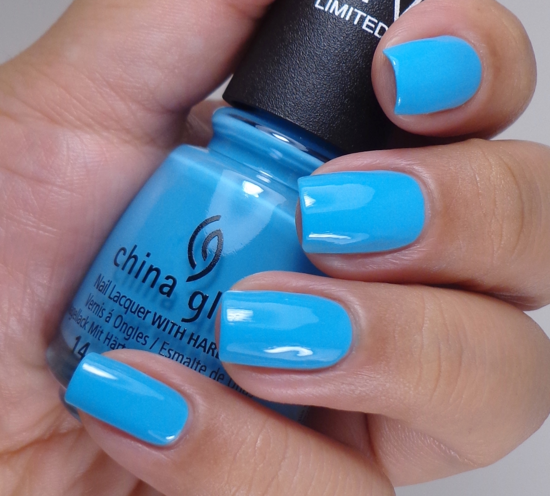 China Glaze Capacity To See Beyond 2