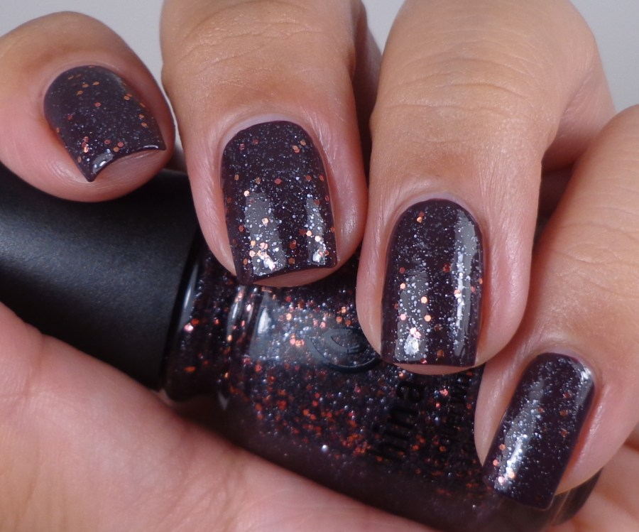 China Glaze Loco-motive 1 over What Are You A-freight Of