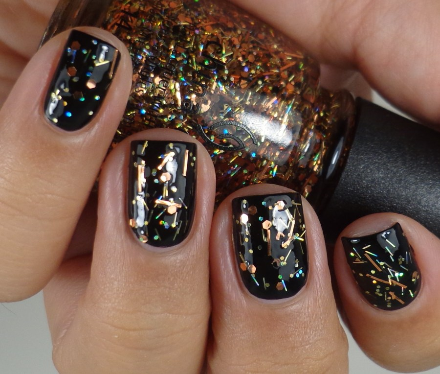 China Glaze Rest In Pieces 2