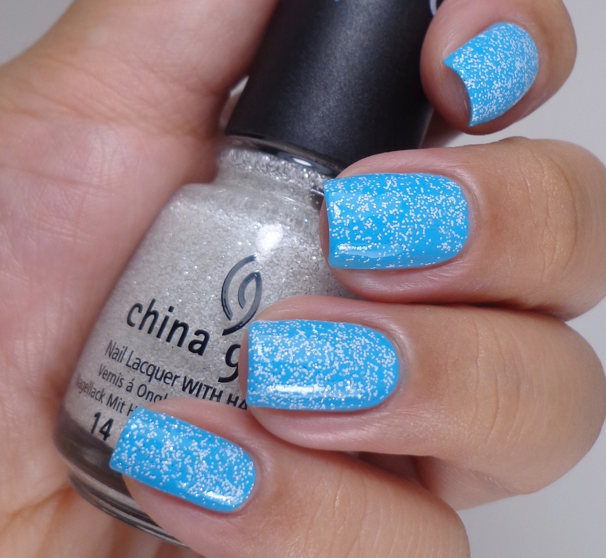China Glaze The Outer Edge 2