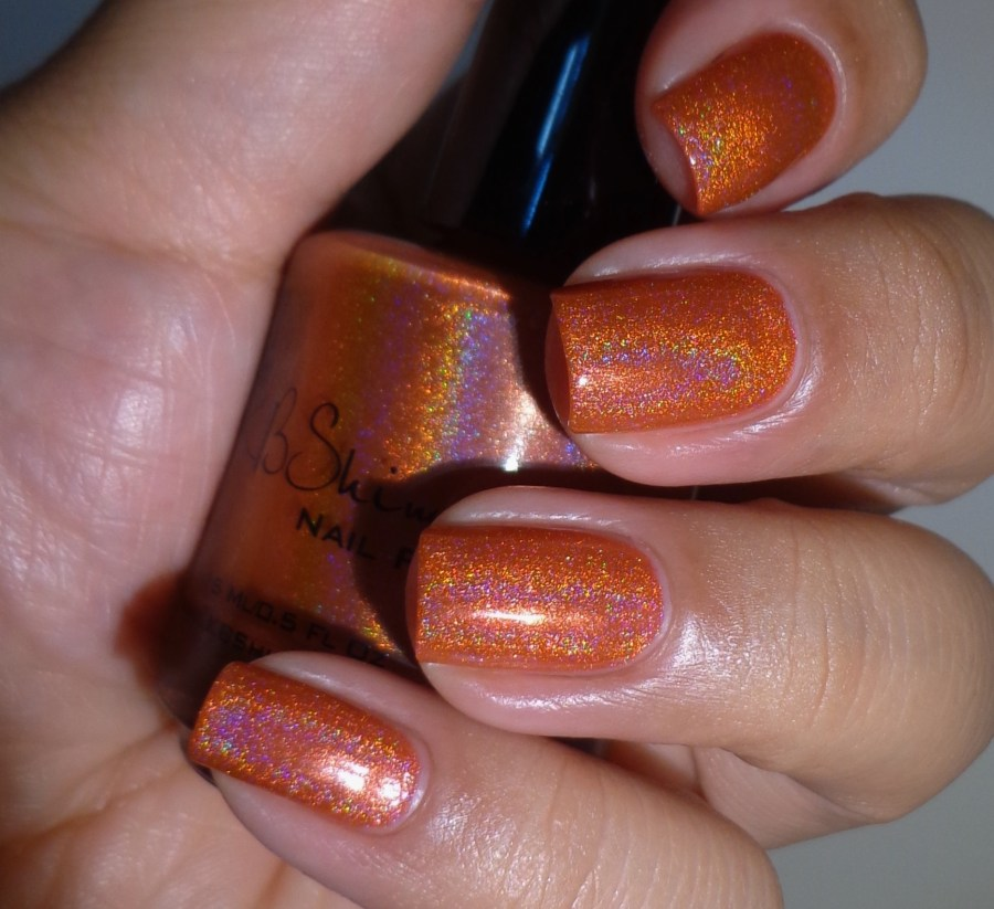 KBShimmer Rust No One 2