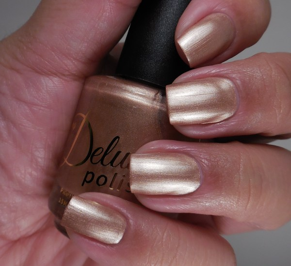 Delush Polish In Nude We Trust 1