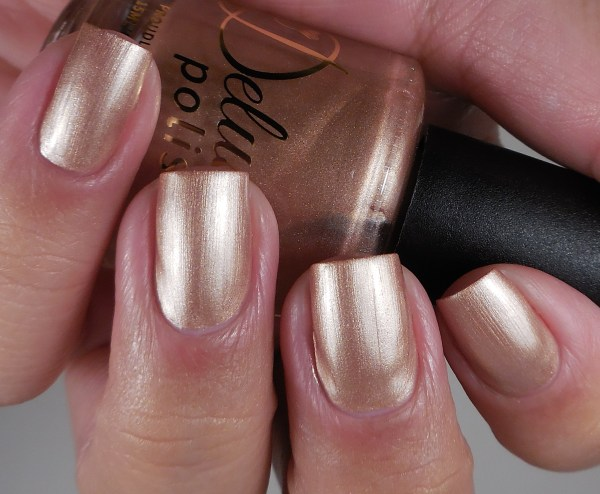 Delush Polish In Nude We Trust 2