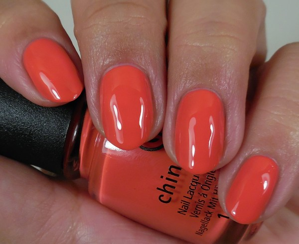 China Glaze I Break for Colour 1