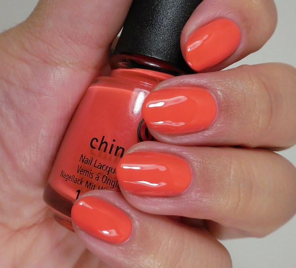 China Glaze I Break for Colour 2