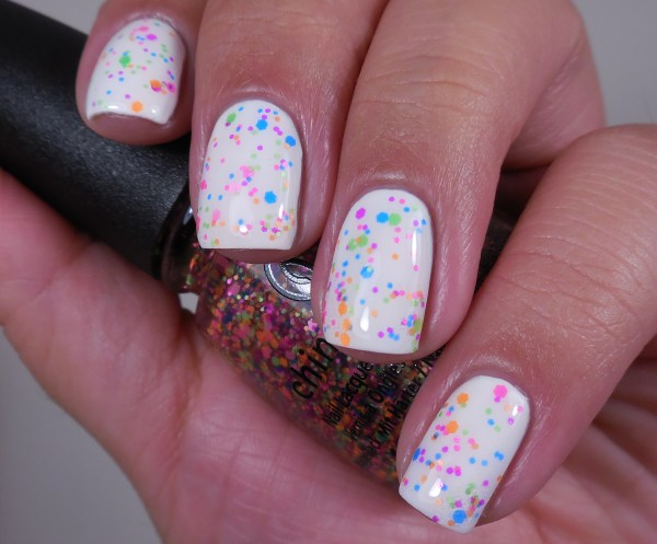 China Glaze Point Me to the Party 1