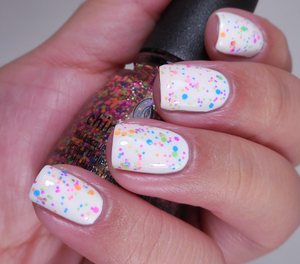 China Glaze Point Me to the Party 2