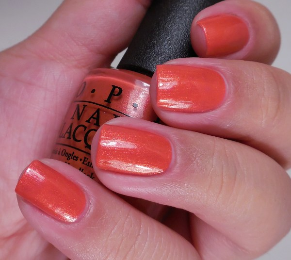 OPI Go With The Lava Flow 2