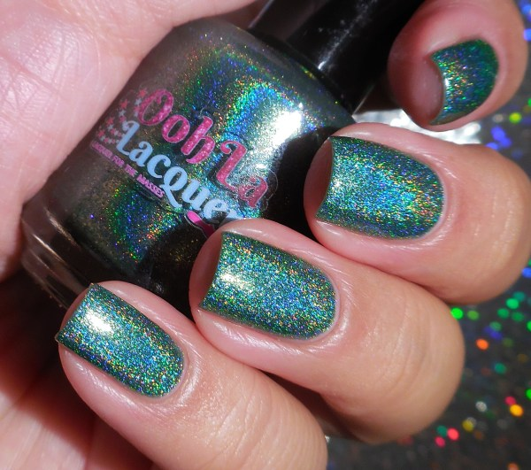 Ooh La Lacquer Emerald City 2
