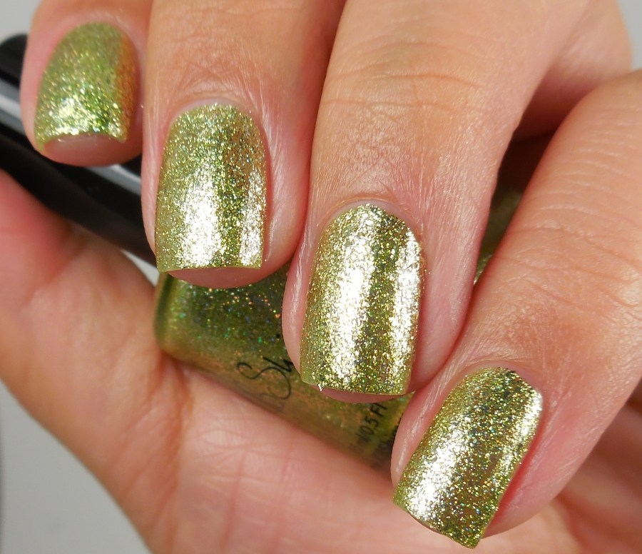 KBShimmer Birthstone Collection Peridot 1
