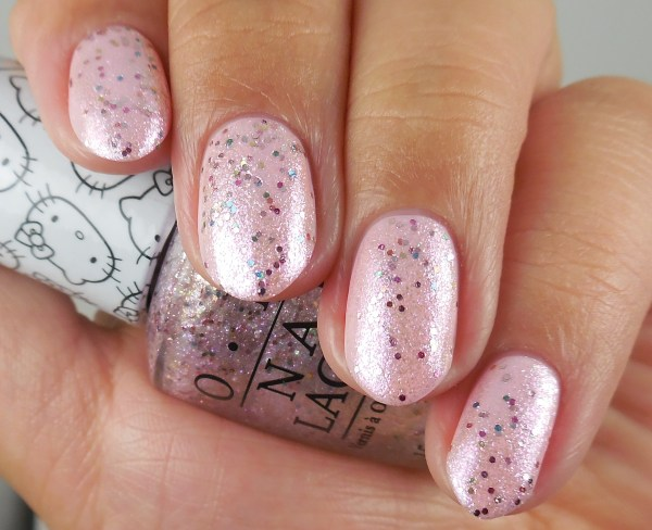 OPI Hello Kitty Collection Charmy & Sugar 1