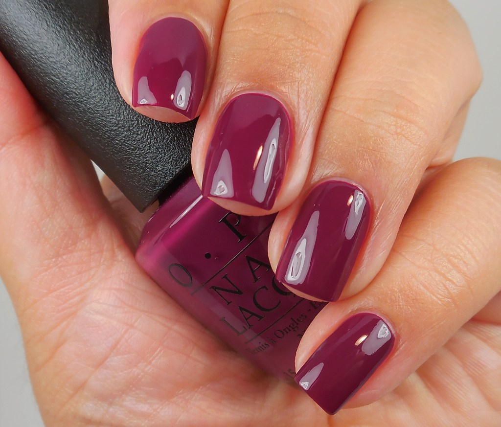 OPI What's The Hatter With You 1