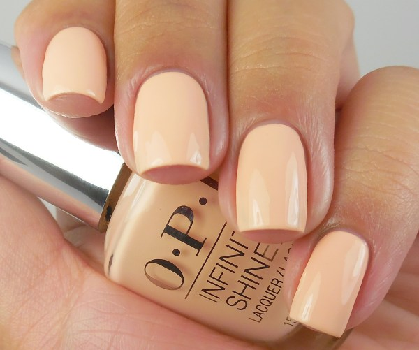OPI Infinite Shine Can't Stop Myself 1