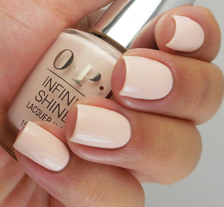 OPI Infinite Shine Staying Neutral On This One 2