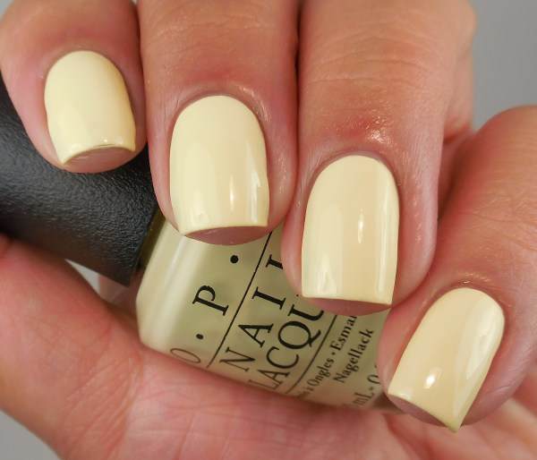 OPI One Chic Chick 1