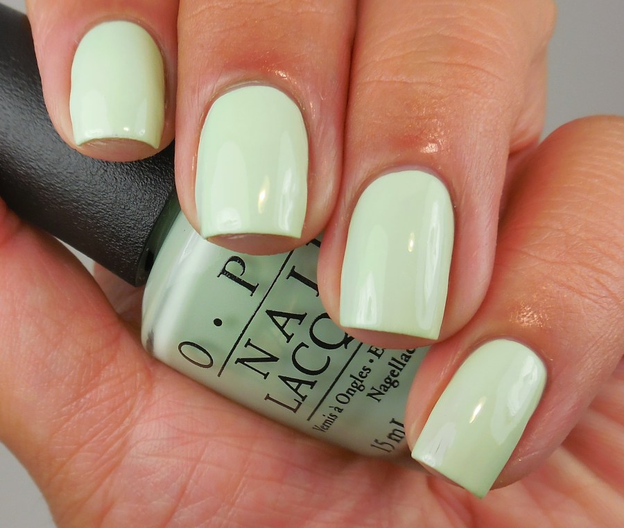 OPI This Cost Me A Mint 1