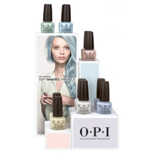 OPI Soft Shades Collection 2016