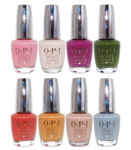 OPI Infinite Shine Spring Collection 2016