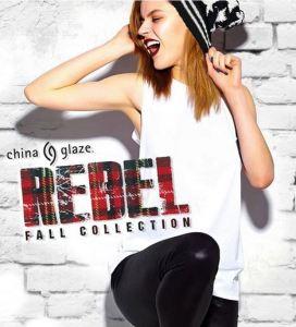 China Glaze Rebel Collection Fall 2016