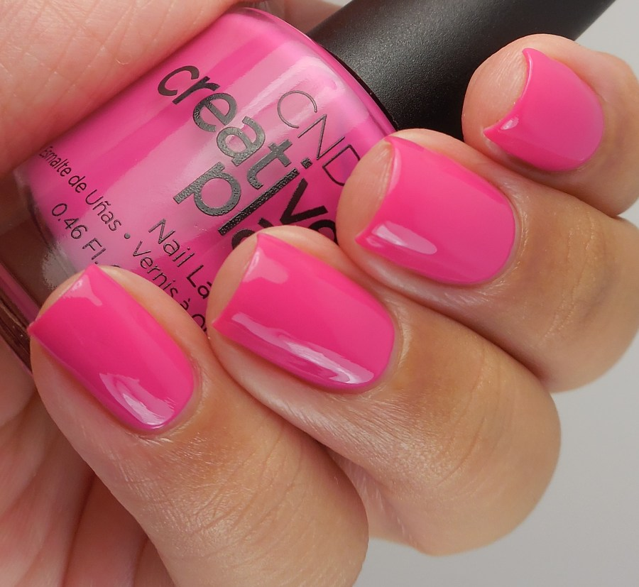 CND Creative Play Berry Shocking 2