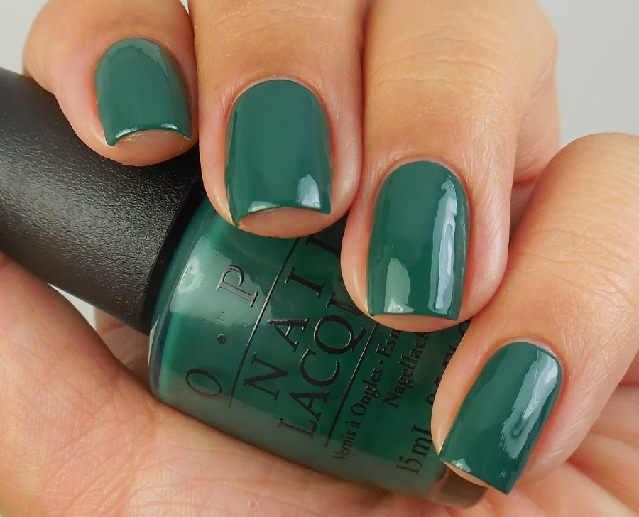 OPI Stay Off The Lawn!! 1