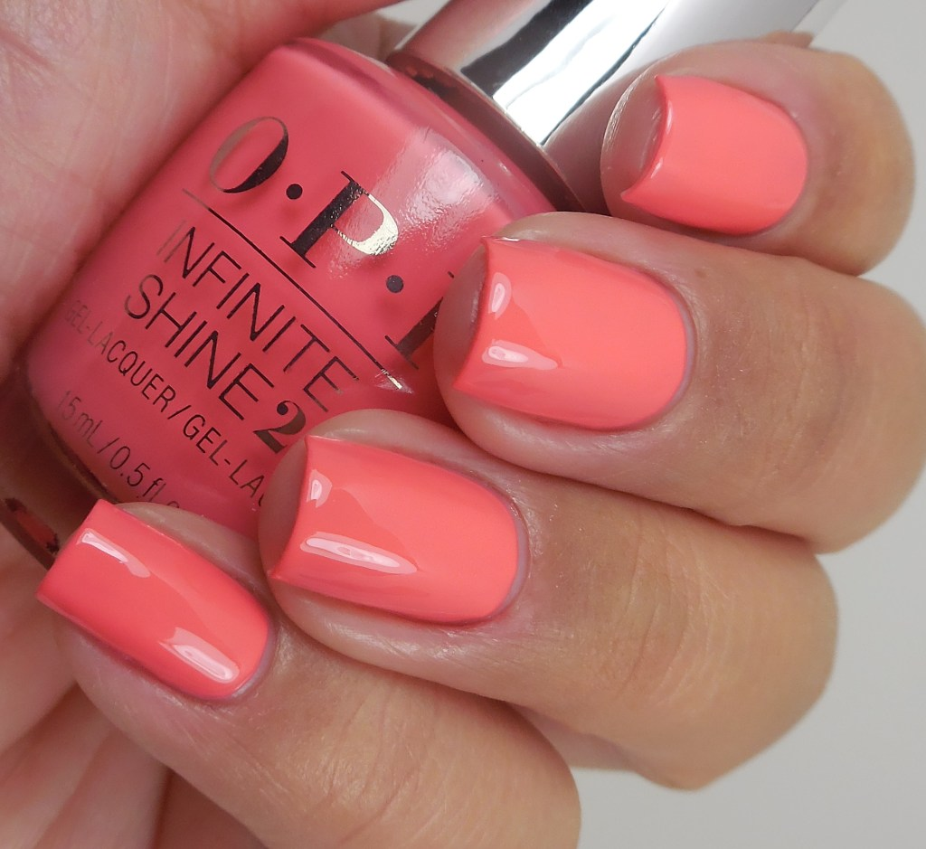OPI California Dreaming Collection Time For A Napa