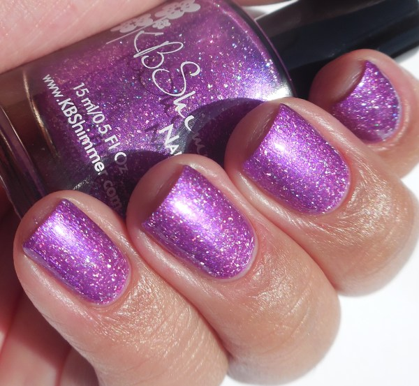 KBShimmer Summer Vacation Collection Berry Chill