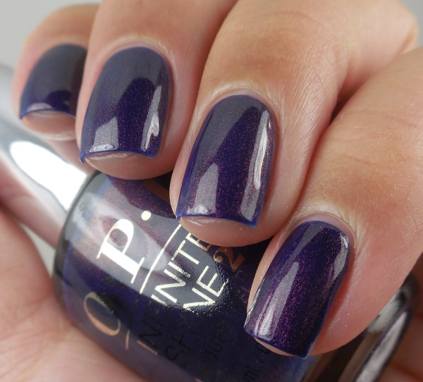 OPI Iceland Turn On The Northern Lights!
