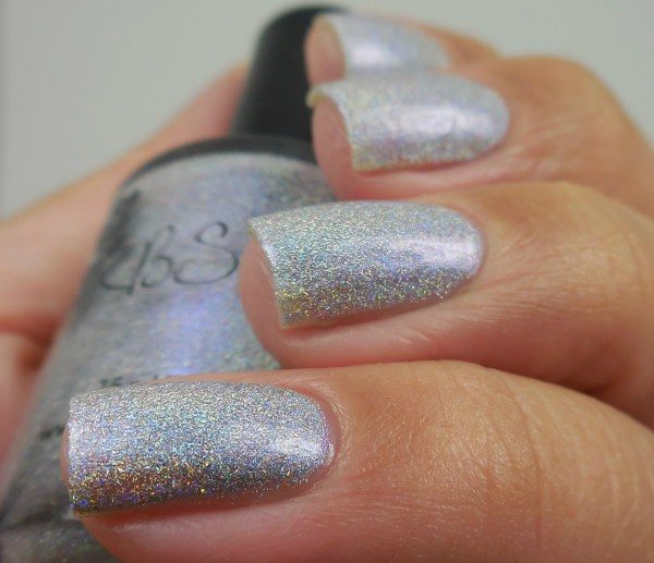 KBShimmer Polish Con Chicago Bean There, Done That