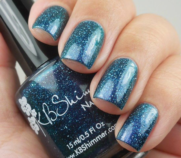 KBShimmer Polish Con Chicago The Age of Aquarium