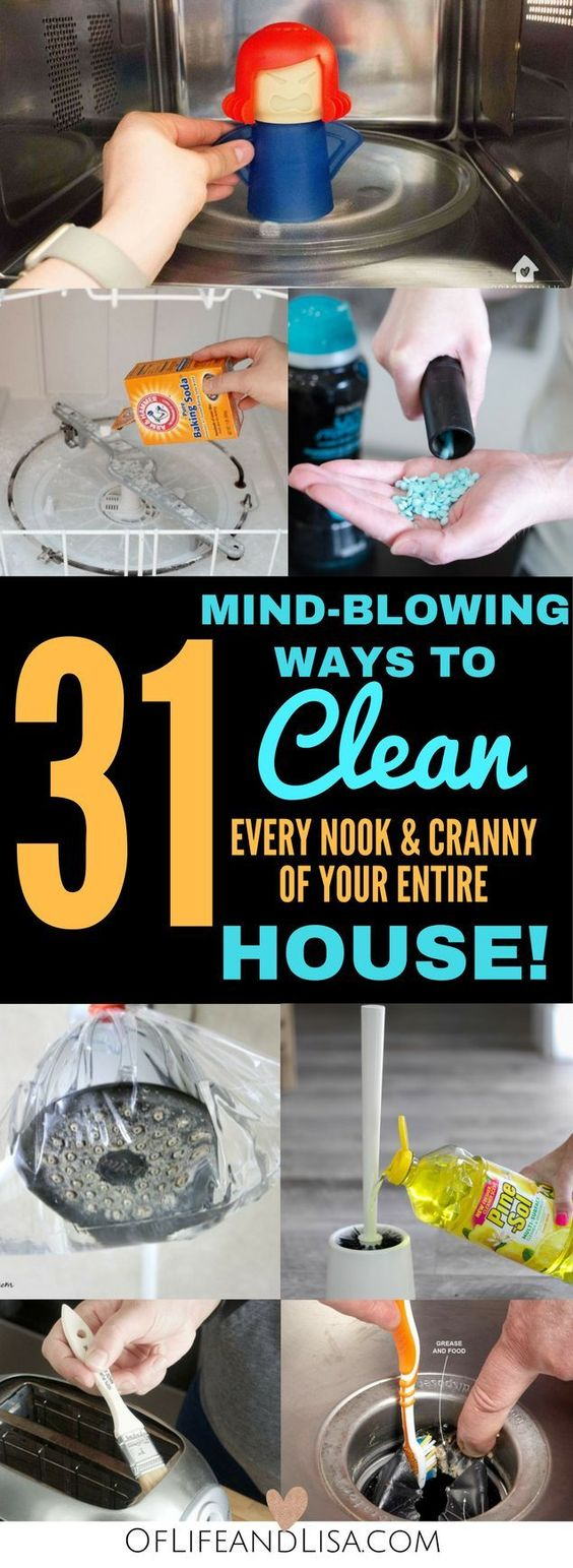 THE BEST HOUSE CLEANING TIPS OF ALL TIME!!! OMG I LOVE ALL OF THESE IDEAS!!