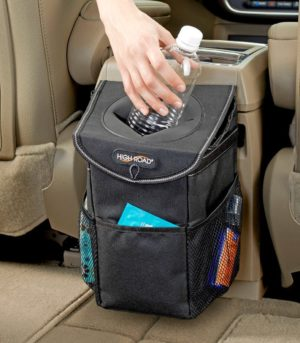 Moms everywhere will love this! This portable car trash can is a must-have and will help keep your car clean and clutterfree.