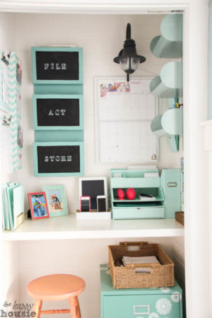 15 Diy Command Center Ideas To Keep Your Family More Organized