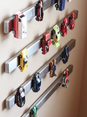 15 Seriously Clever Ways to Organize Your Kids' Toys and Other Junk