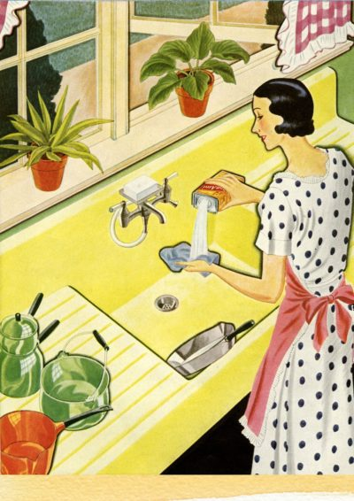 25 Housekeeping Tips from Grandma You'll Wish You Known About Sooner
