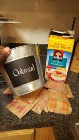oatmeal-bucket