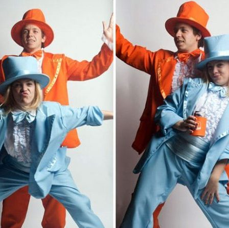 Cute and fun Halloween Costumes for Couples