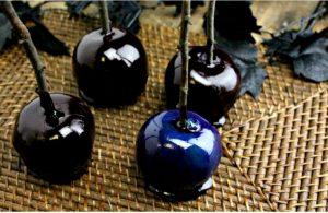 Halloween food idea- poison apples!