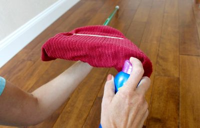 housekeeping hacks for busy moms