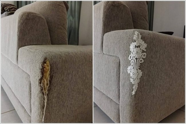 how to clean furniture for lice