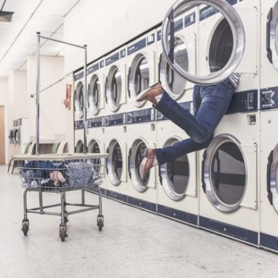 How to Keep Laundry from Piling Up: The One Method That Actually Works