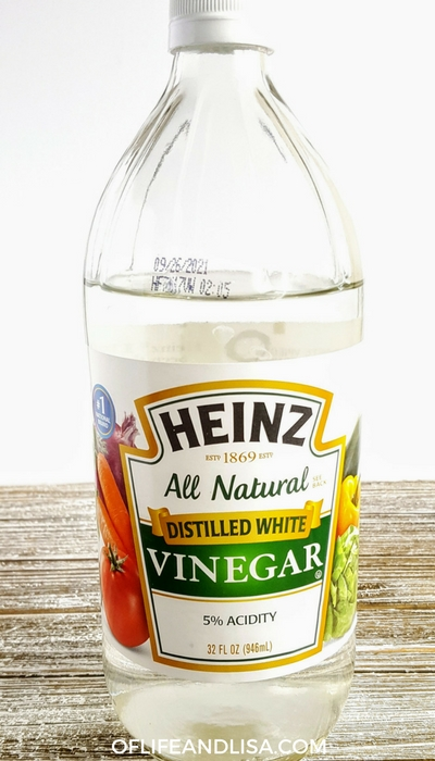 White vinegar is very effecting at killing mold and preventing it's growth on your shower curtains and liners.