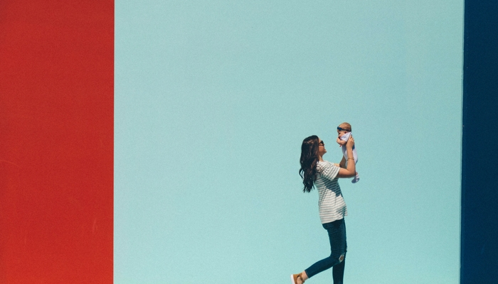 Money management tips for single mothers.